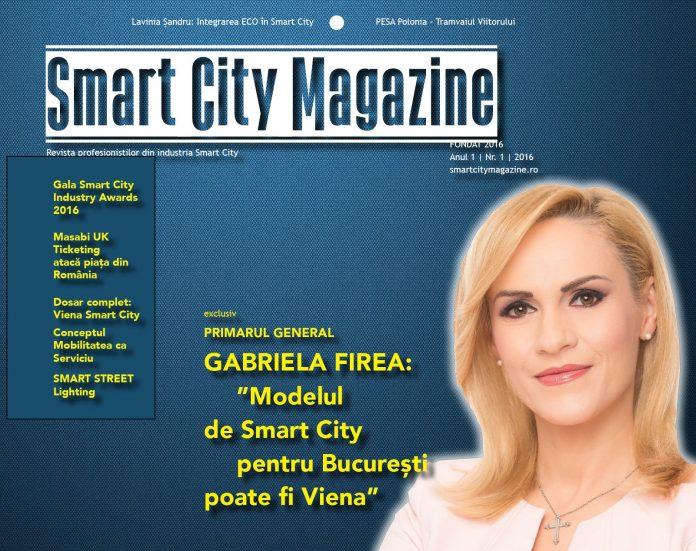 Smart City Magazine - Lansarea revistei