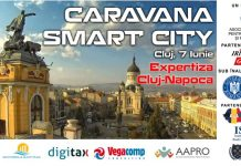 Caravana Smart City este unicul program de promovare a conceptelor Smart City