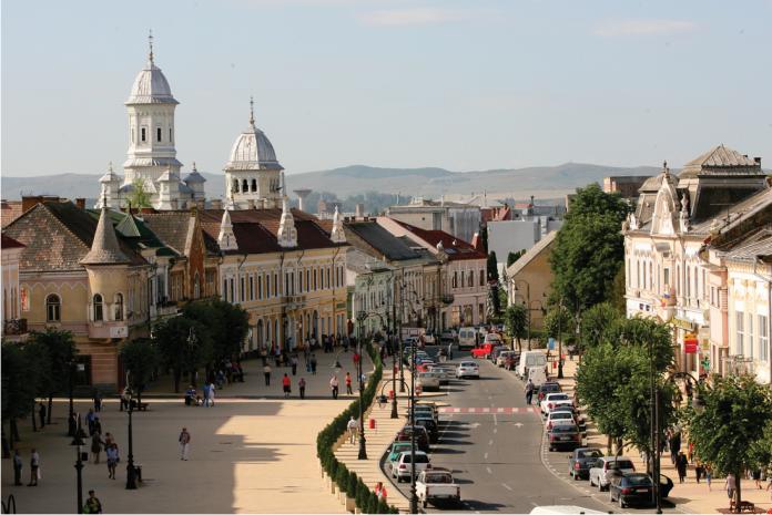 Mobilitate urbană durabilă în Turda
