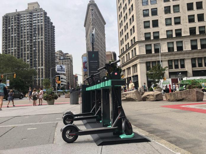 Micromobilitatea urbană într-un Smart City