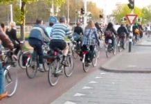 siguranța bicicliștilor în traficul din București