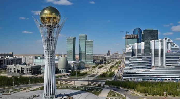 astana smart city